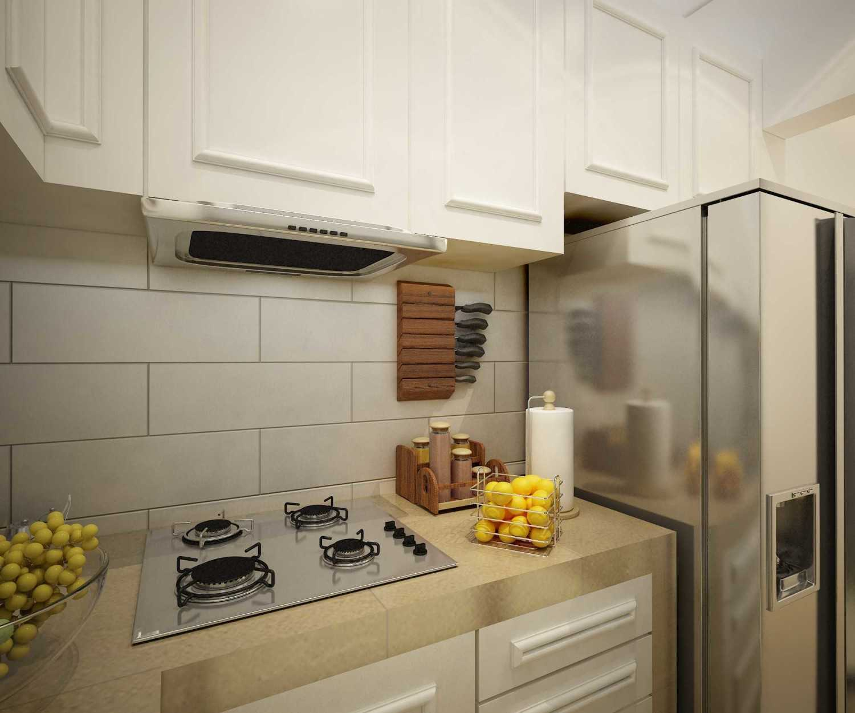 Foto inspirasi ide desain dapur klasik Kitchen oleh ruang komunal di Arsitag