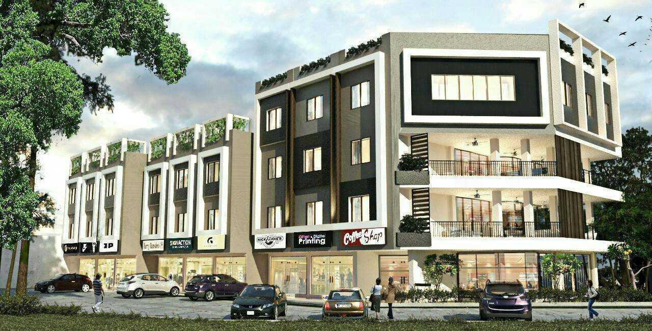 Ruang Komunal Caman River Shophouse Bekasi Bekasi Photo-28049 Modern 28049