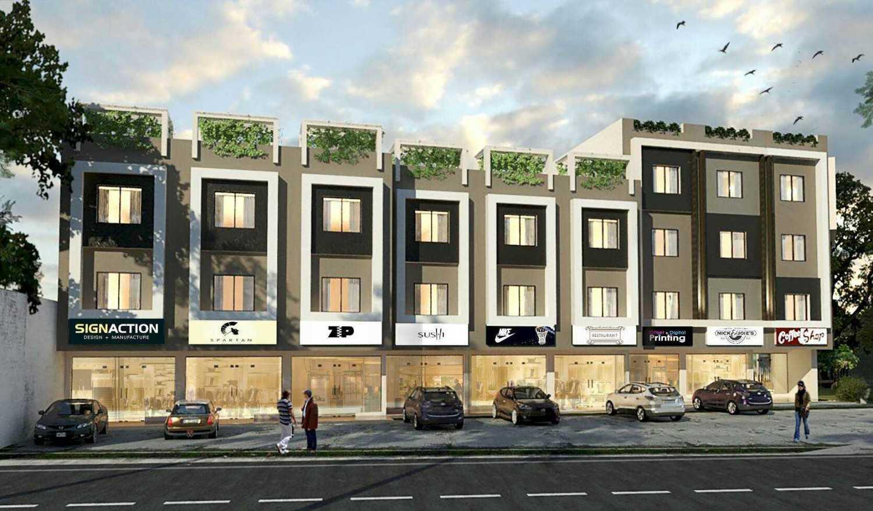 Ruang Komunal Caman River Shophouse Bekasi Bekasi Photo-28050 Modern 28050
