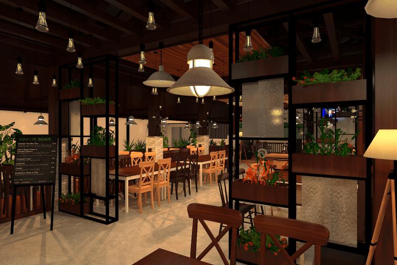 Ambrose Living Cafe  Jakarta Jakarta View-10 Modern 6527