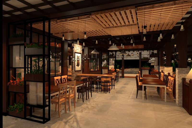 Ambrose Living Restaurant Jakarta Barat Jakarta Barat View-4  7285