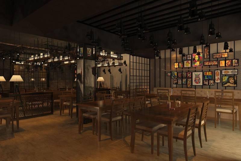 Ambrose Living Restaurant Jakarta Barat Jakarta Barat 3A  7295