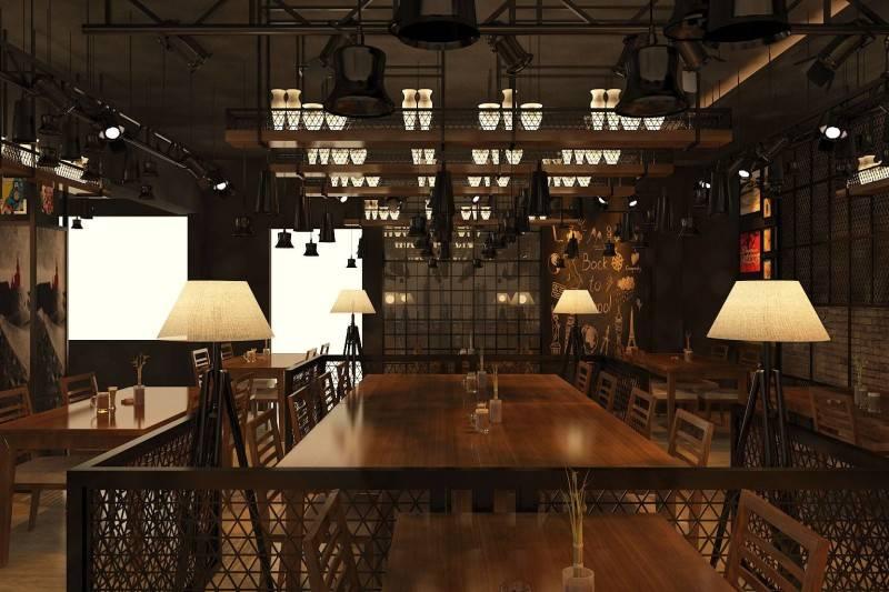 Ambrose Living Restaurant Jakarta Barat Jakarta Barat 4A  7296
