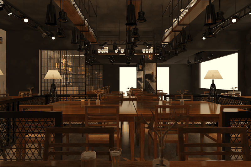 Ambrose Living Restaurant Jakarta Barat Jakarta Barat 6A  7298