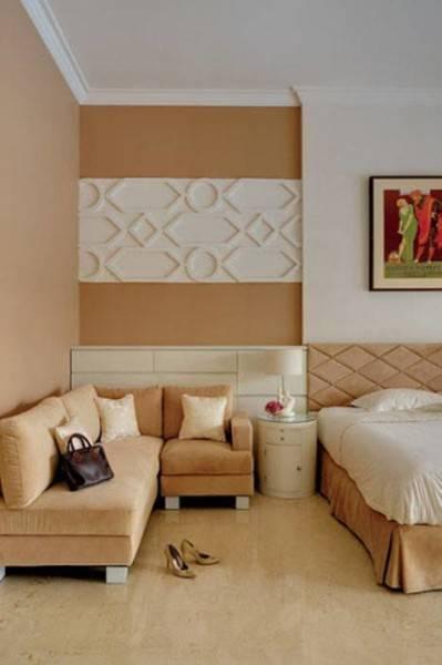 Foto inspirasi ide desain kamar tidur klasik Bedroom oleh Iwan Sastrawiguna di Arsitag