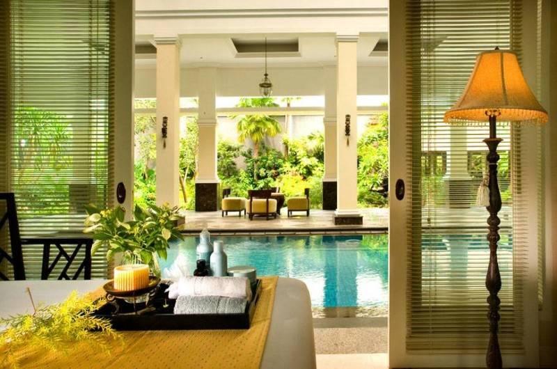 Iwan Sastrawiguna Colonial Modern Tropical Jakarta, Indonesia Jakarta, Indonesia Spa-Room Modern 6623