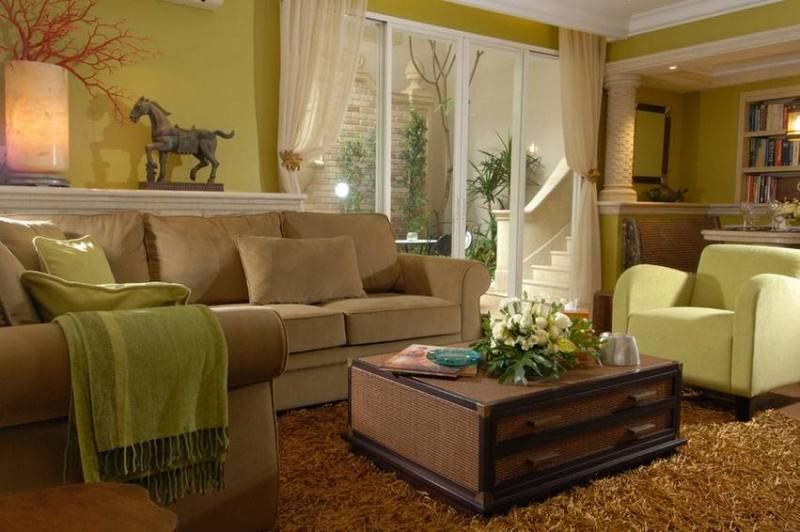 Iwan Sastrawiguna An Interwoven Apartment Jakarta, Indonesia Jakarta, Indonesia Livingroom Klasik,kontemporer 6640