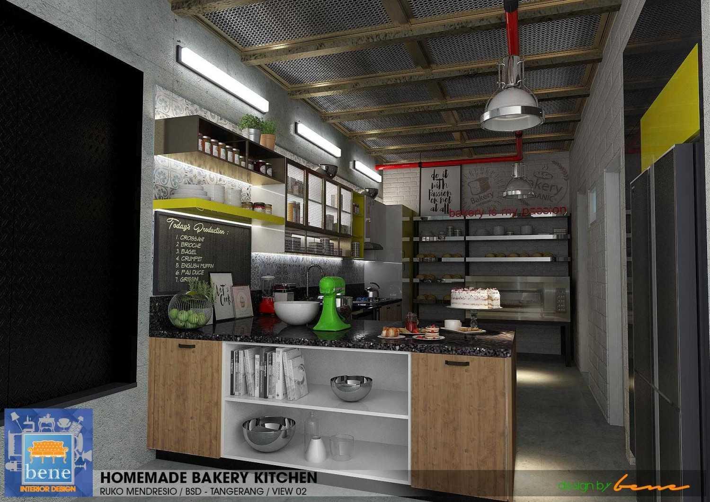Bene Kitchen Design Bsd Bsd Mendresio-02B  10844