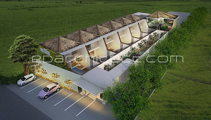Jasa Design and Build ED Architect di Bali