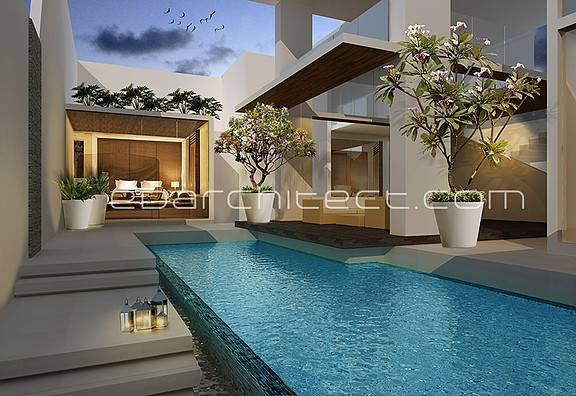 Ed Architect Cendrawasih Villa Bali, Indonesia Bali, Indonesia Swimming-Pool Modern 6699