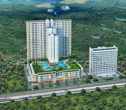 Ed Architect One Sentosa Apartment Bekasi, Indonesia Bekasi, Indonesia Bird-Eye-View Modern 6715
