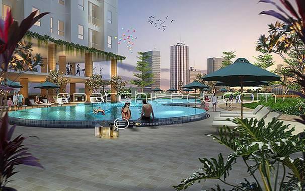 Ed Architect One Sentosa Apartment Bekasi, Indonesia Bekasi, Indonesia Swimming-Pool Modern 6719