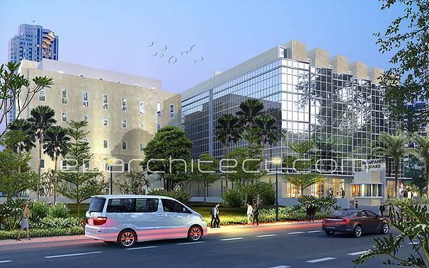Jasa Kontraktor ED Architect di Jakarta Utara