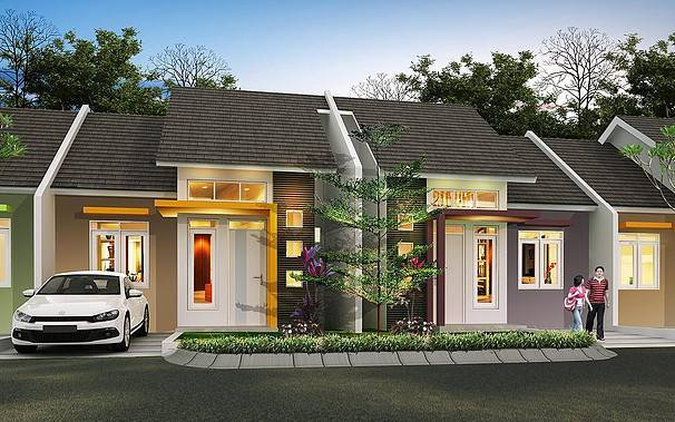Ed Architect Sahid Mansion At Bintaro Jakarta, Indonesia Jakarta, Indonesia House-Model1 Minimalis 6764