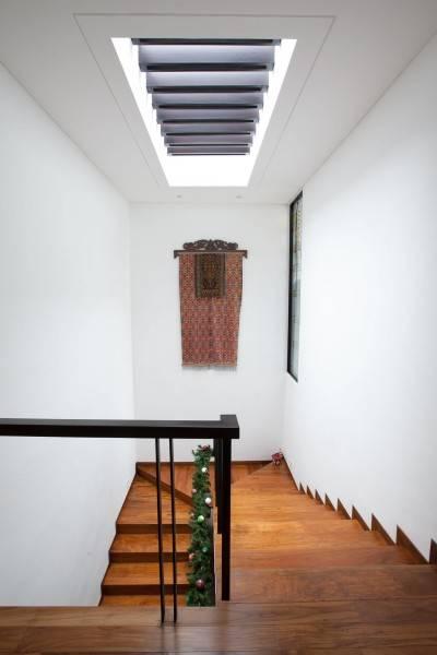 Adria Yurike Architects Bangka House Bangka, Mampang Prapatan, South Jakarta City, Jakarta, Indonesia Jakarta, Indonesia Stairs  6926