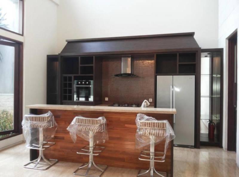 Selaras Interior Cipete Residence Jakarta, Indonesia Jakarta, Indonesia Kitchen Set  6948