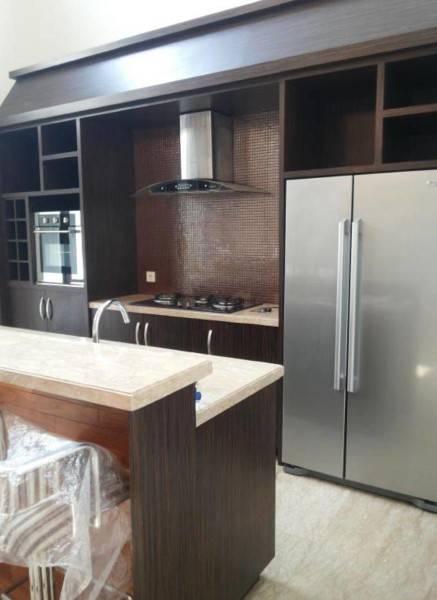 Selaras Interior Cipete Residence Jakarta, Indonesia Jakarta, Indonesia Kitchen-View-3  6950