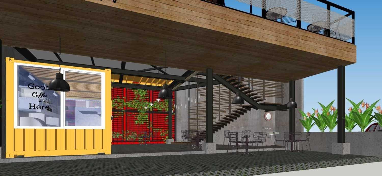 Sujud Gunawan Studio Soci@l Cafe-Bar-Kitchen Sunter, Jakarta Sunter, Jakarta Photo-16771 Industrial 16771