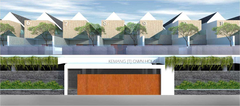 Foto inspirasi ide desain pintu masuk tropis Kemang-town-house-2 oleh sujud gunawan studio di Arsitag