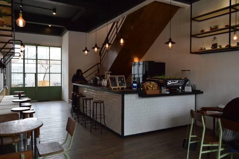 Pt Ergonomi Cipta Karya Voyage Coffee & Dessert Gading Serpong, Tangerang Gading Serpong, Tangerang Counter Minimalis 6980