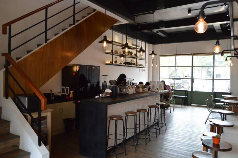 Pt Ergonomi Cipta Karya Voyage Coffee & Dessert Gading Serpong, Tangerang Gading Serpong, Tangerang Counter Minimalis 6981
