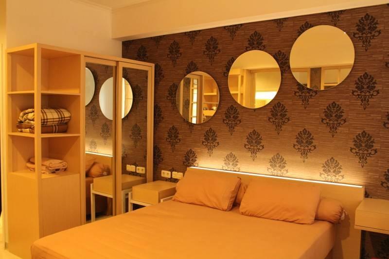 Pt Ergonomi Cipta Karya Silkwood Apartemen Alam Sutera Alam Sutera Bedroom  6993