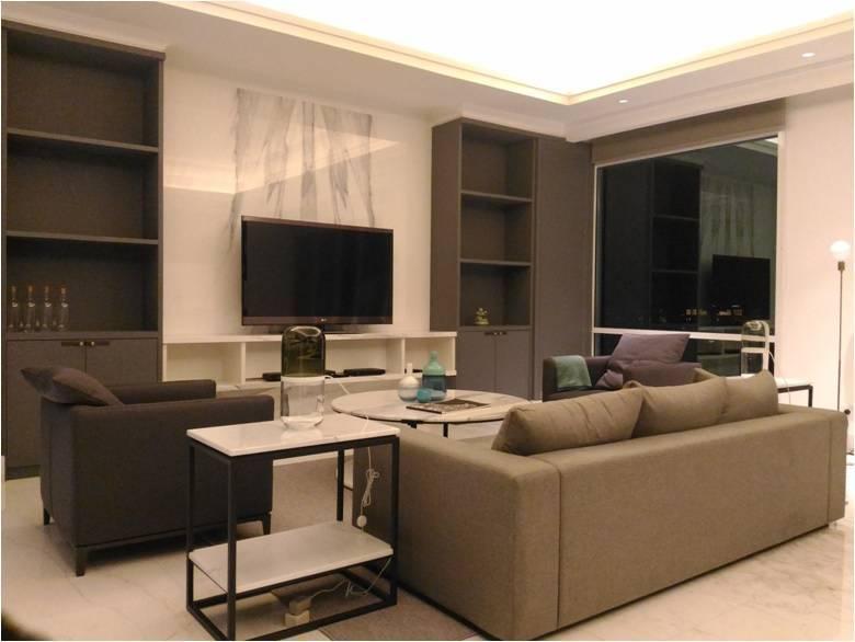 Pt Ergonomi Cipta Karya Botanica Apartemen Simprug Kebayoran Baru, Jakarta Simprug Kebayoran Baru, Jakarta Living Room  6997