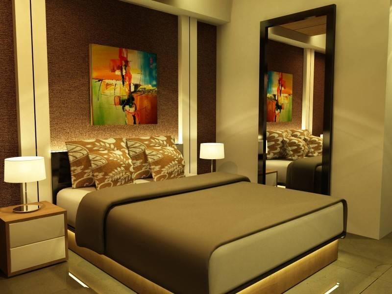 Pt Ergonomi Cipta Karya Atria Apartemen Gading Serpong, Tangerang Gading Serpong, Tangerang Bedroom Kontemporer 7004