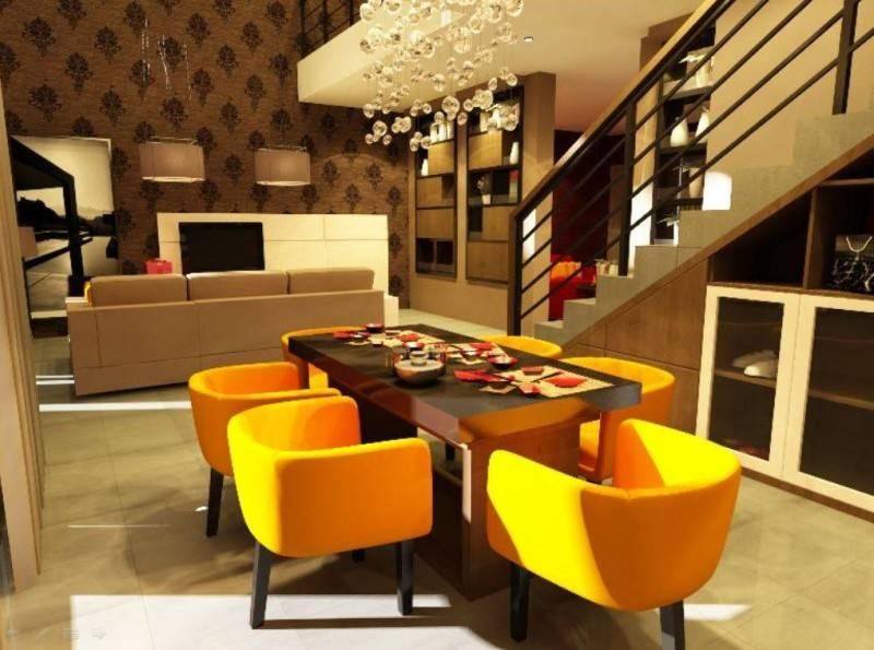 Pt Ergonomi Cipta Karya Private Residence The Leaf Citra Raya, Tangerang Citra Raya, Tangerang Dining Room Modern 7020