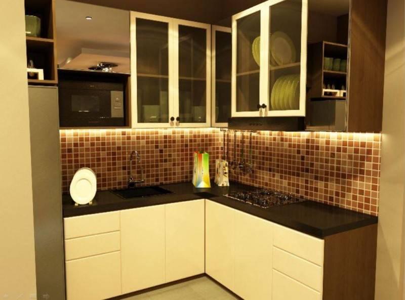 Pt Ergonomi Cipta Karya Private Residence The Leaf Citra Raya, Tangerang Citra Raya, Tangerang Kitchen Modern 7025