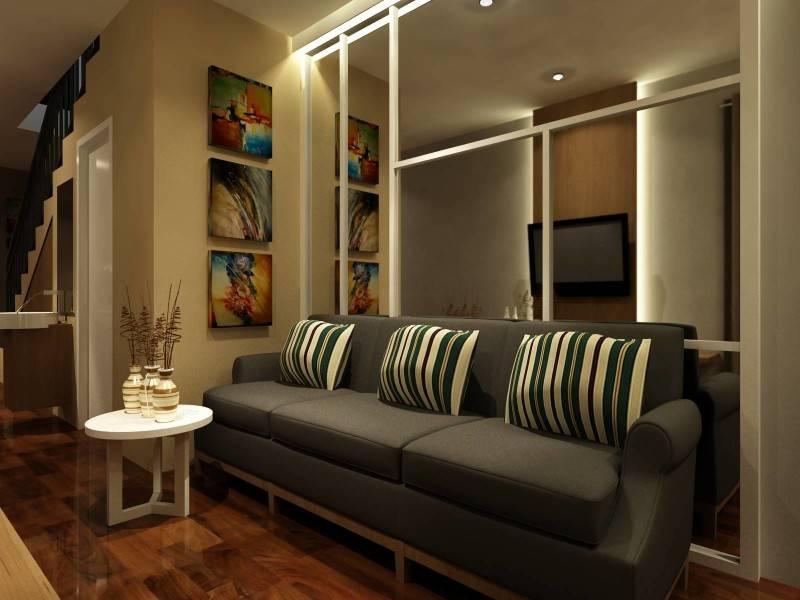 Pt Ergonomi Cipta Karya Private Residence Priuk Jaya Priuk Jaya Priuk Jaya Living Room  7451