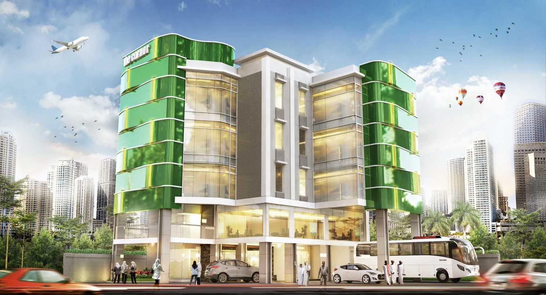 Hendra Budi Architect D'madinah Hotel Yogyakarta Yogyakarta D-Madinah-Render Modern 16380