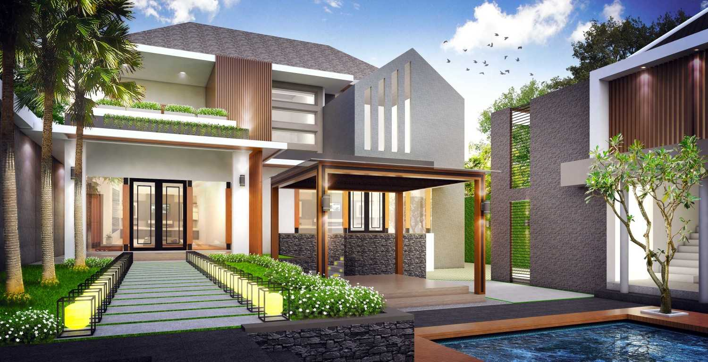 Hendra Budi Architect Privat House Klaten Klaten, Jawa Tengah Klaten, Jawa Tengah Front Area Modern 16452