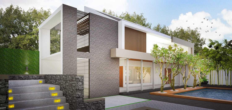 Hendra Budi Architect Privat House Klaten Klaten, Jawa Tengah Klaten, Jawa Tengah Swimming Pool Modern 16455