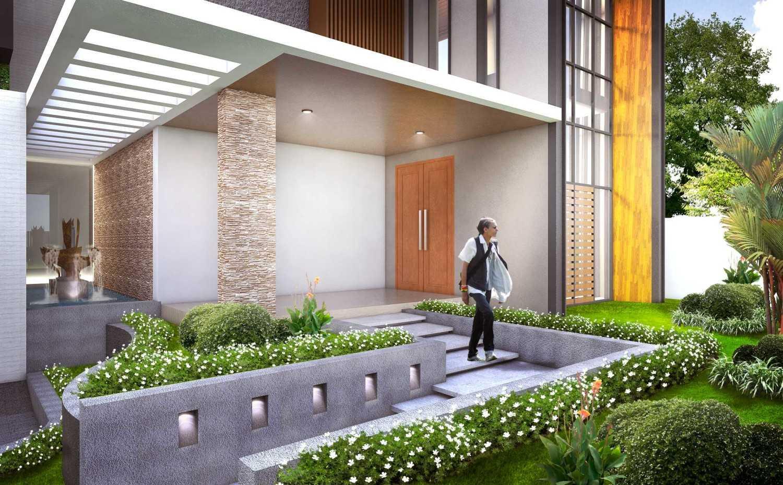 Hendra Budi Architect Privat House Klaten Klaten, Jawa Tengah Klaten, Jawa Tengah Garden Modern 16456