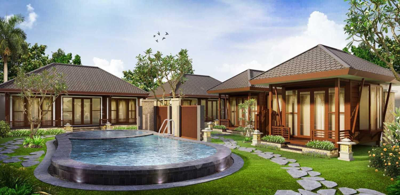 Hendra Budi Architect Puri Sakanti Magelang, Jawa Tengah Magelang, Jawa Tengah Swimming Pool Area Minimalis 16907