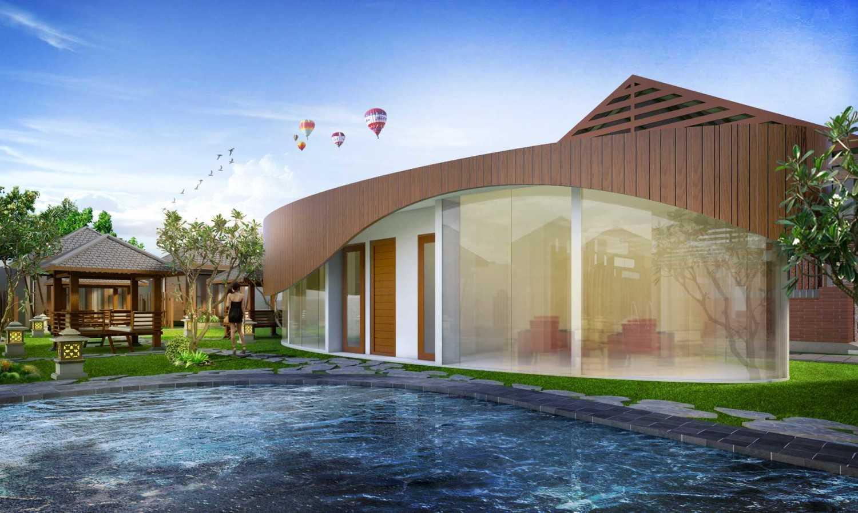 Hendra Budi Architect Puri Sakanti Magelang, Jawa Tengah Magelang, Jawa Tengah Swimming Pool Minimalis 16909