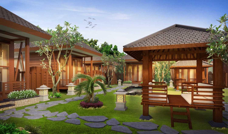 Hendra Budi Architect Puri Sakanti Magelang, Jawa Tengah Magelang, Jawa Tengah Garden Minimalis 16910