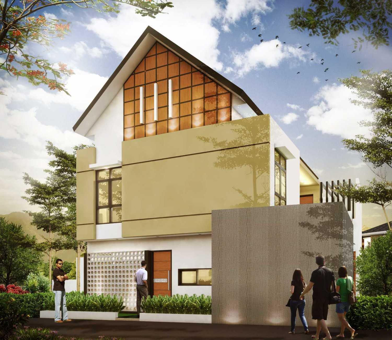 Hendra Budi Architect Privat House At Yogyakarta Yogyakarta Yogyakarta Front View Kontemporer 16961