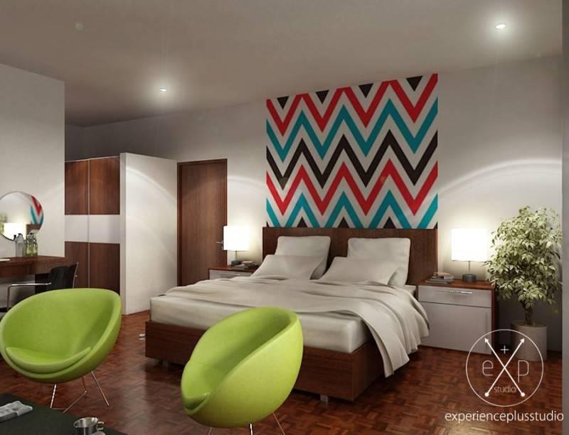 Experience Plus Studio  Megamendung Hotel Bogor, West Java, Indonesia Bogor, West Java, Indonesia Bedroom-View-1  7112
