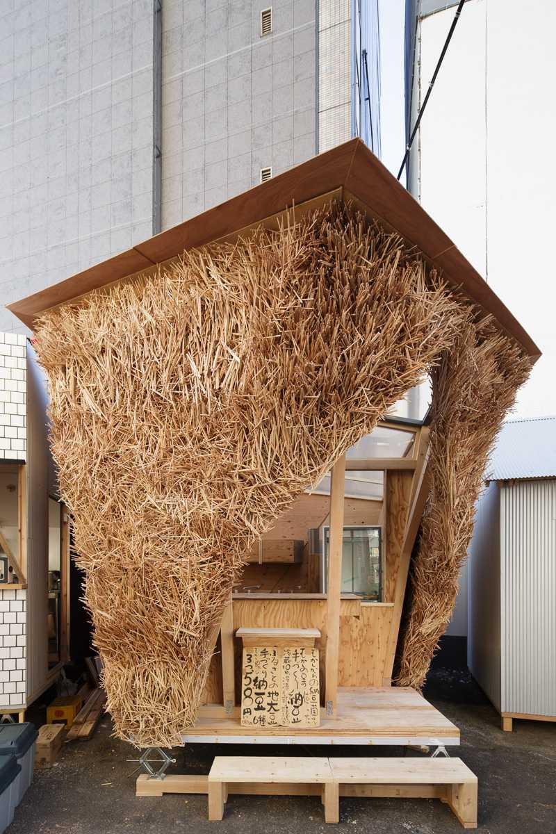 Gilang Arenza Aoyama - Stik Food Cart Tokyo, Japan Tokyo, Japan 141223Stikaoyama002S Tradisional 35797