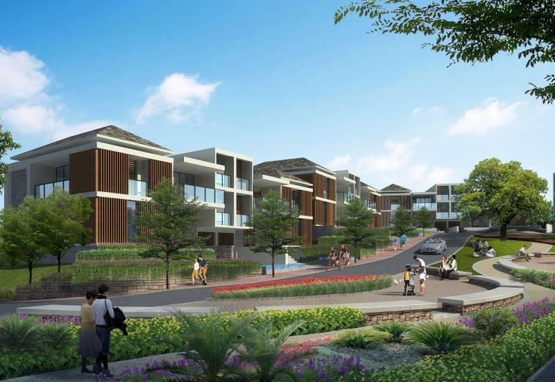 Dnv Studio Citragrand Residential Balikpapan, Indonesia Balikpapan, Indonesia Perspective-View-1 Kontemporer 7372