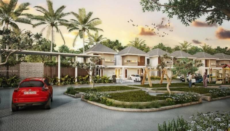 Kalayman Senggigi Garden Lombok Lombok Human-View-Taman-Rev-1  7438