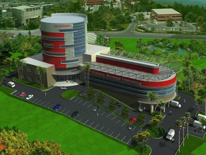Kalayman Pt Wsi Jakarta Jakarta View-I  7443
