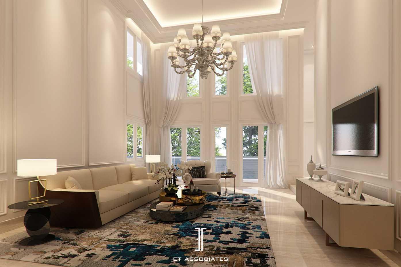 Et Associates Private Residential At Gandaria Jakarta, Indonesia  Bendi-1 Klasik 34098
