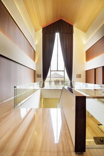 Studio Denny Setiawan Green Garden House Jakarta, Indonesia Jakarta, Indonesia 2Nd-Floor-View-2  7407