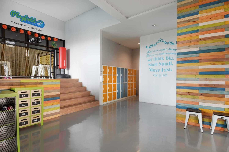 Studio Denny Setiawan Playfield Kids Academy West Jakarta West Jakarta Interior View  23507