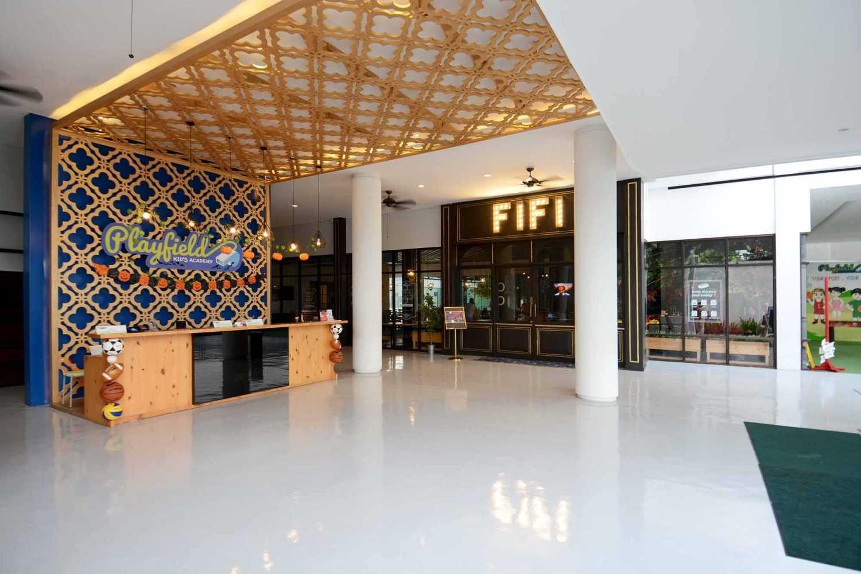 Studio Denny Setiawan Playfield Kids Academy West Jakarta West Jakarta Reception Area  23514