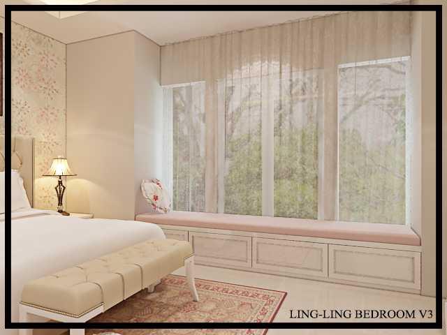 Budi Zhou Rumah Prambanan Surabaya City, East Java, Indonesia Surabaya City, East Java, Indonesia Bedroom-Ling2-V3-150916 Klasik 32420