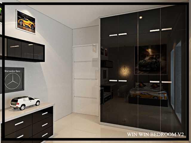 Budi Zhou Rumah Prambanan Surabaya City, East Java, Indonesia Surabaya City, East Java, Indonesia Bedroom-Win2-V2-160916 Klasik 32422